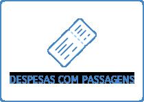 Despesas com passagens