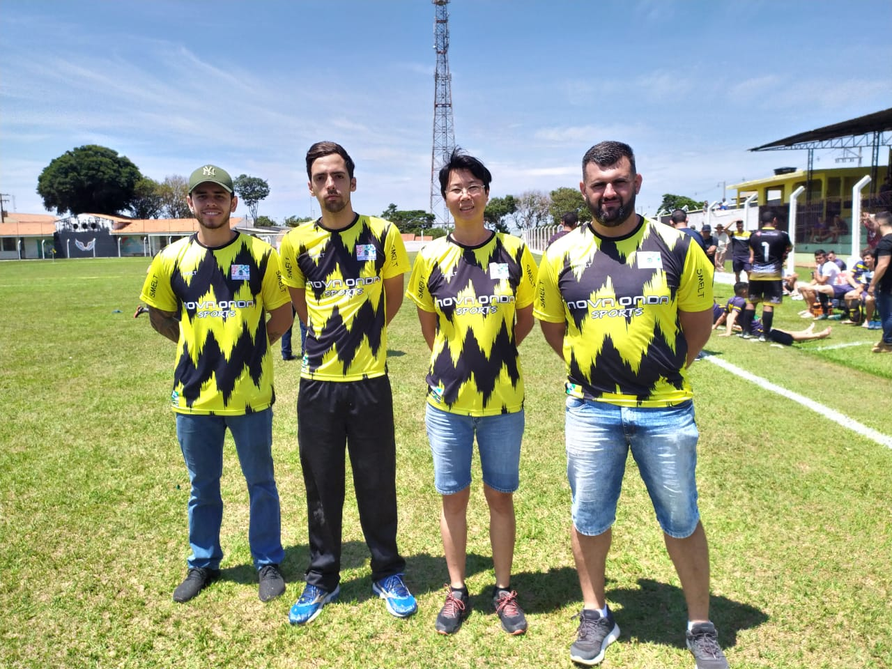 Fotos Copa Amoreira de Futebol Suíço 2019.