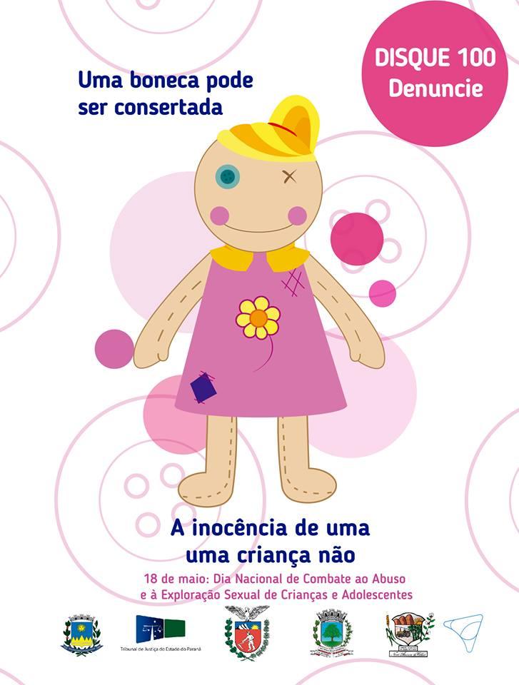 1º Encontro de Combate a Violência e a Exploração Sexual de Crianças e Adolescentes da Comarca de Assaí - Paraná