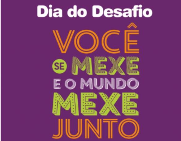 DIA DO DESAFIO 2018