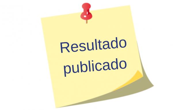 RESULTADO GERAL PROVISÓRIO DO EDITAL N.º 008/2019, DE 18 DE OUTUBRO DE 2019