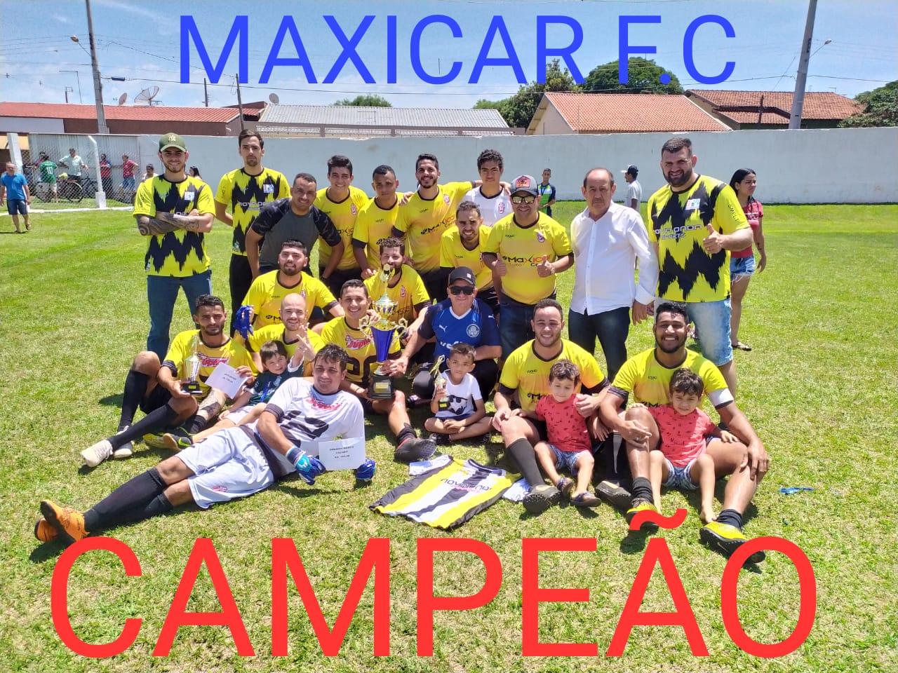 Final da Copa Amoreira 2019